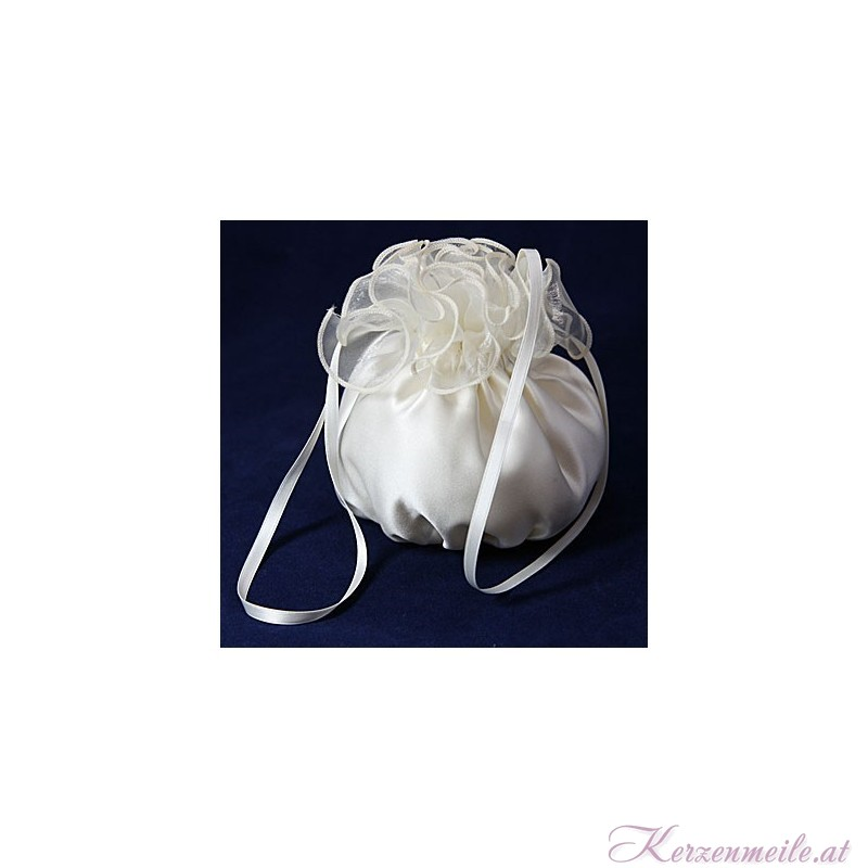 Brautbeutel creme Brauttaschen