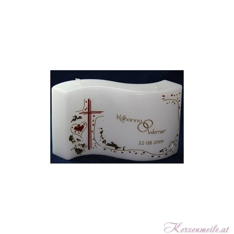 Hochzeitskerze Lucia Hochzeitskerzen-exklusiv