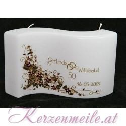 Hochzeitskerze Crescendo Wave Hochzeitskerzen-GlamourHochzeitskerze Crescendo Wave Hochzeitskerzen-Glamour Hochzeitskerzen-Gl...
