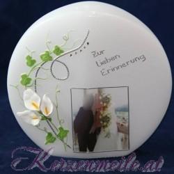 Hochzeitskerze Erinnerung