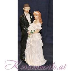 Tortenfigur Hochzeitspaar Klassik 3