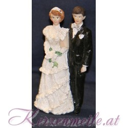 Tortenfigur Hochzeitspaar Klassik 6
