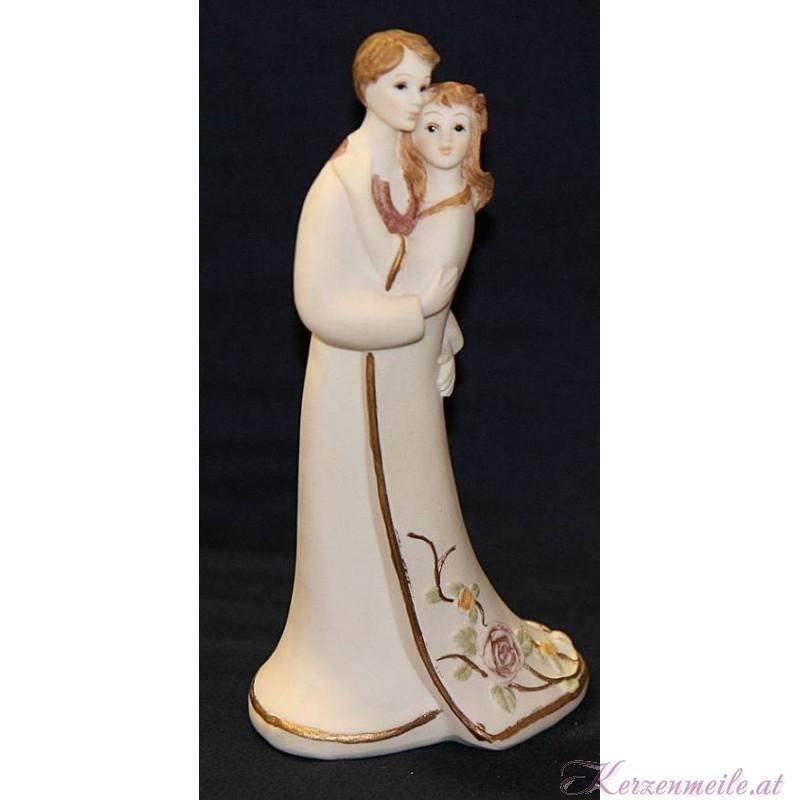 Tortenfigur Hochzeitspaar Elegant 1