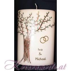 Hochzeitskerze Tree